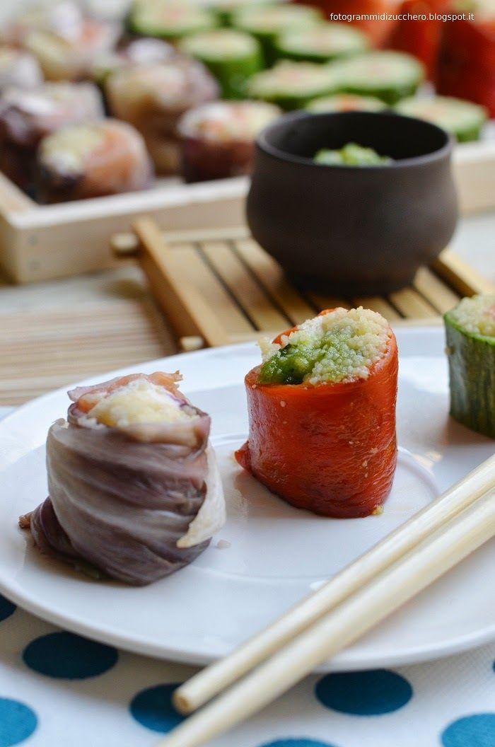 """""""Sushi cous cous""""!"""