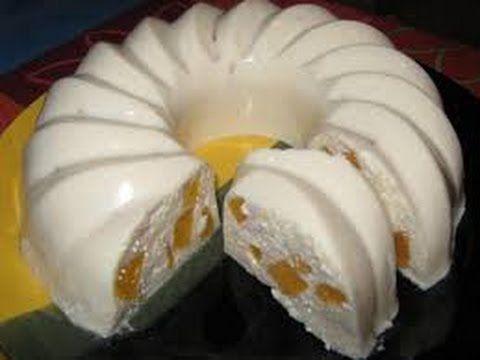 Нежный творожный десерт без запекания. Готовим быстро.