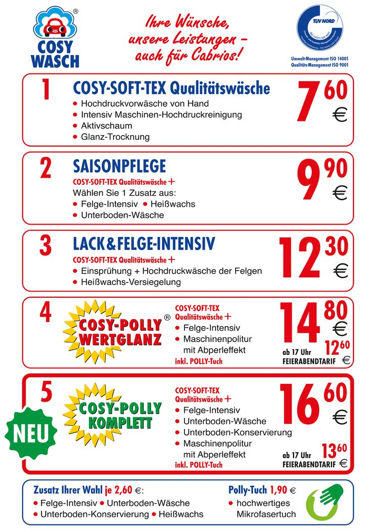 Berlin - Friedrichshain | Cosy-Wasch - Autowäsche in Berlin