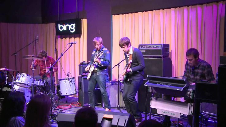 The Black Keys - Ten Cent Pistol (Live in the Bing Lounge)... the current 'tune masters'