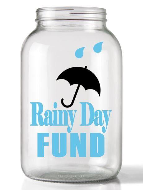 17 best ideas about rainy day fund on pinterest mason