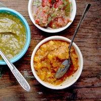 Mango–Habanero Salsa | foods I love | Pinterest