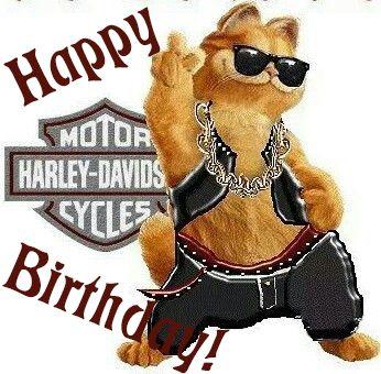 Happy Birthday!   Harley. Davidson