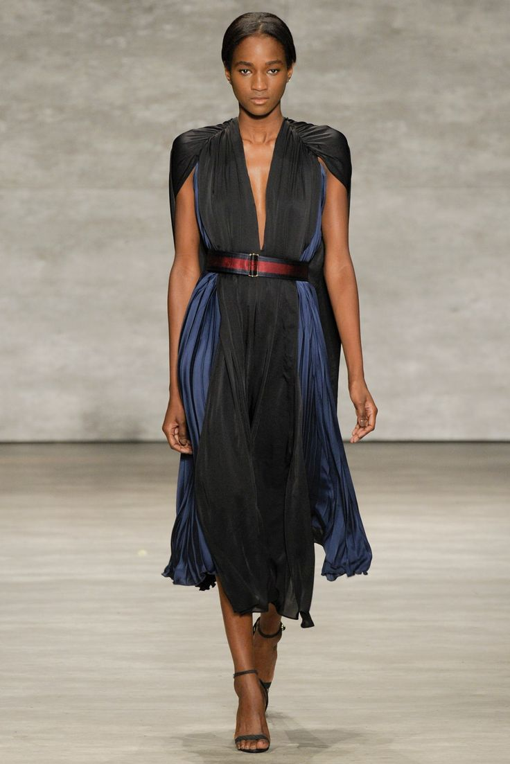 Tome Spring 2015 Ready-to-Wear Fashion Show - Janica Compte (IMG)