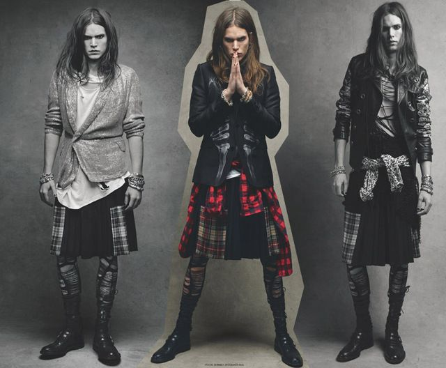 http://hopealexander.hubpages.com/hub/Men-Advise-Men-In-Womens-Clothes-How-To-Make-Your-Skirts-Look-Manly