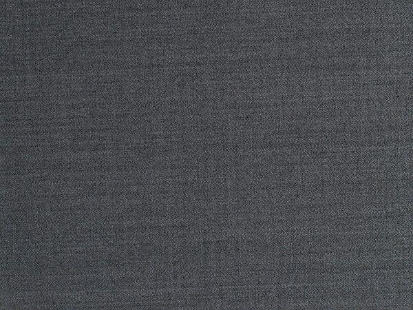 Medium Grey Wool Faille Cloth