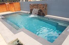 Naughtons' Fibreglass pool gallery