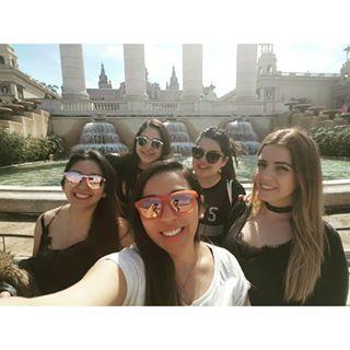 Viajes que marcan la diferencia! Gracias por un magnífico fin de semana! Love you babys❤  Barcelona enamora!♡ #20likes #hters #hashtags #all_shots #amazing #bestoftheday #colorful #follow #follow4follow #followme #food #girl #igers #instacool #instadaily #instafollow #instago #instagood #instalike #like #like4like #look #love #me #photooftheday #picoftheday #style #swag #tweegram #webstagram