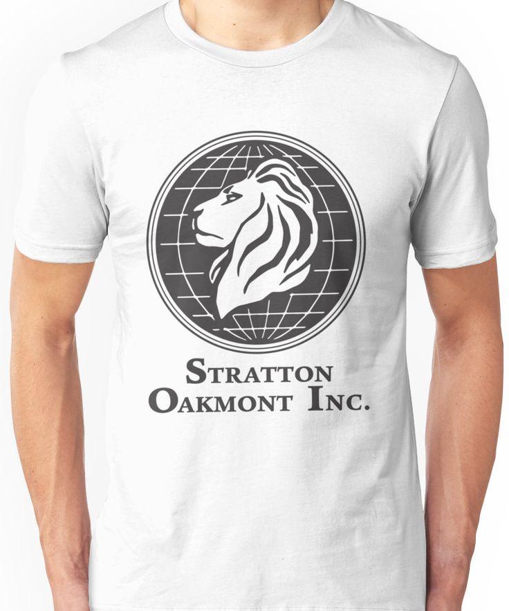 Stratton Oakmont T-Shirt Wolf of Wall Street Tshirt Jordan Belfort Ludes T Shirt Movi Unisex T-Shirt
