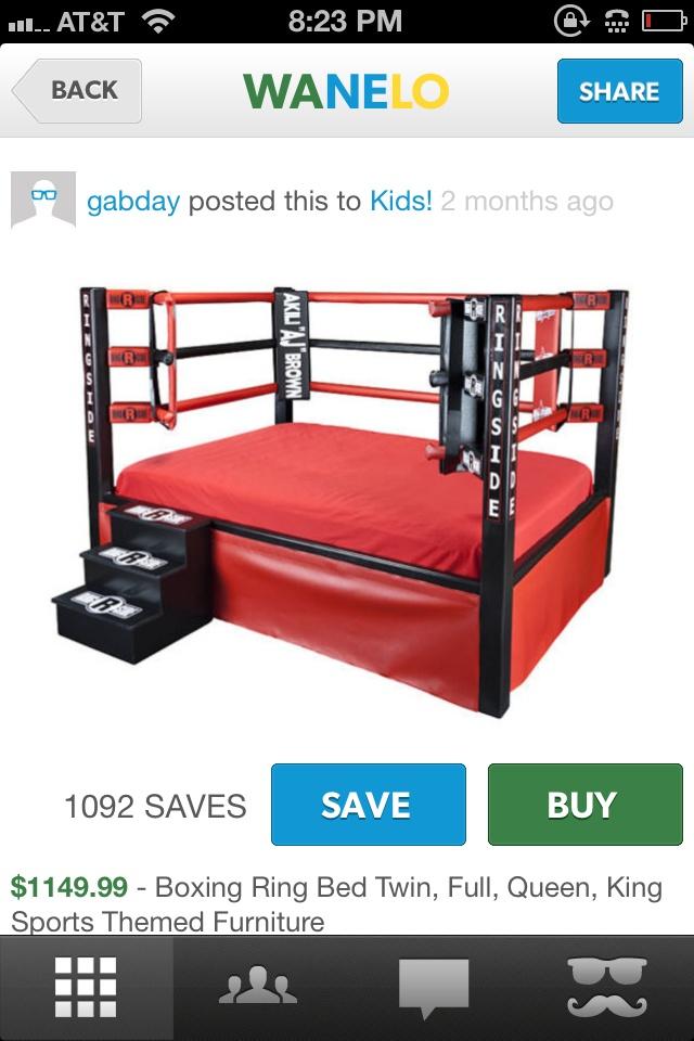 Wrestling Room Design: 7 Best Wrestling Bed Images On Pinterest