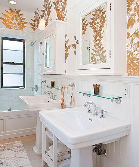 Merveilleux 143 Best Interiors Kid Bathrooms Images On Pinterest Half. Top 57 Notch Medicine  Cabinet ...