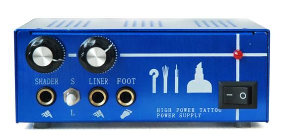 Check out more tattoo power supply at:  http://www.crazybuybox.com/powersupply-25.html