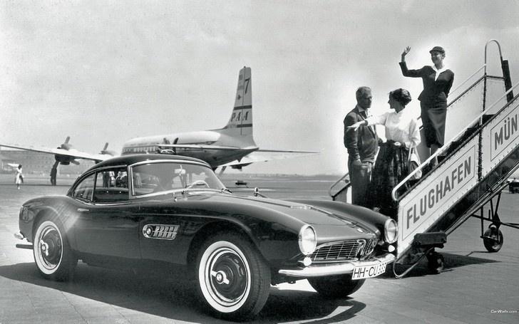 bmw classic cabriolet