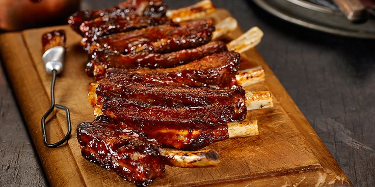 Tennessee Smokehouse BBQ Ribs Recipe - Lifestyle FOOD