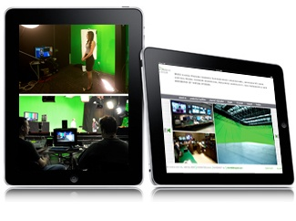 """3555 Hayden Studios – """"Mobile Friendly"""" Website      3555 Hayden Studios combines Audience-ready soundstages, advanced HD video control rooms, network origination, worldwide connectivity, and represents a new generation of virtual studios.     The Hayden website includes an innovative design that functions seamlessly on the iPad as well as desktop browsers.     The site was custom built using jQuery, ASP.NET, C#, SQL Server."""