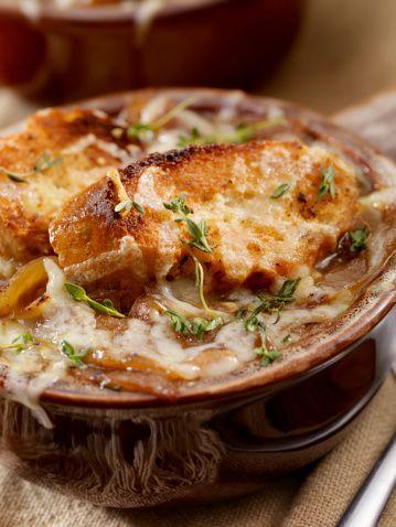 Very Vegan French Onion Soup