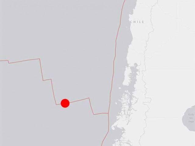 BCDigital: Sismo de 5.6 afecta la zona sur de Chile
