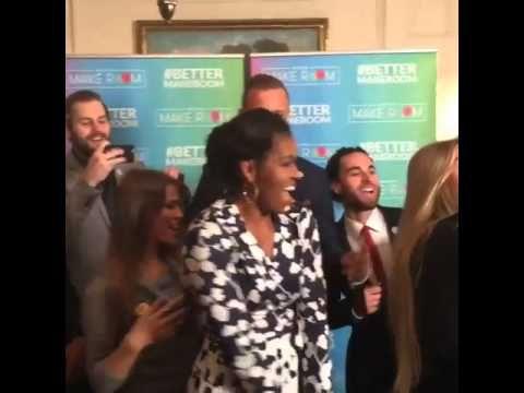 Michelle Obama y Lele Pons - YouTube