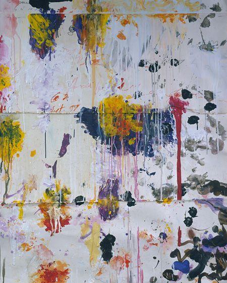 『サイ トゥオンブリー:紙の作品、50年の軌跡』展が、5月23日から東京・品川の原美術館で開催される。  アメリカ・ヴァージニア州出身のサイ・トゥオンブリーは、アメリカ抽象表現主義の第2世代ともされる20世紀を代表するアーティスト。即興的に描かれた線や絵具の飛沫に、文字や数字・・・