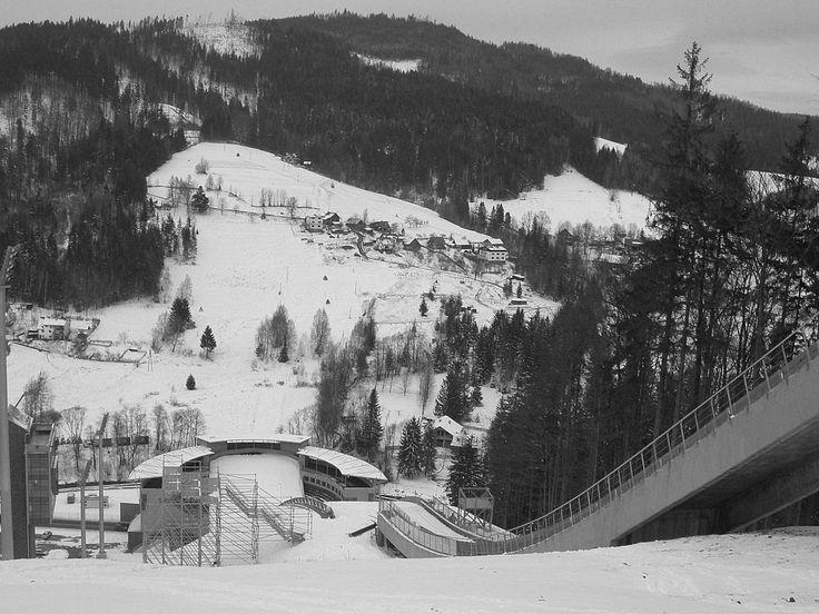 Wisła, skocznia narciarska, Poland