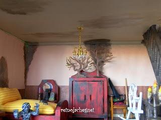 Reino Já Cheguei: Casa de Bonecas Assombrada / Haunted Dollhouse
