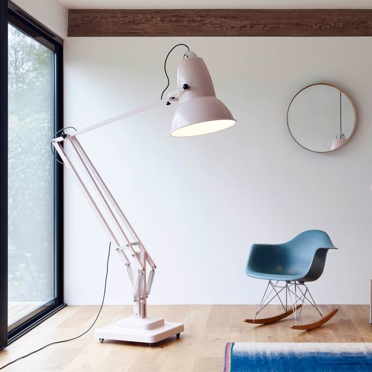 Anglepoise Lamps - An Iconic British Brand