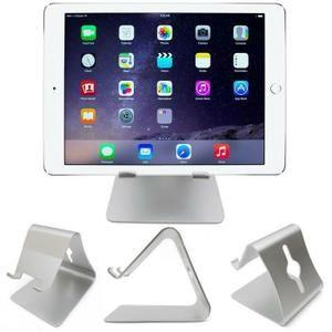 Support tablette tactile ergonomique antidérapant en métal gris pour Apple iPad Mini 1, 2,3, Air & Air 2 - tablettes tactiles - Prix pas cher - Les soldes* sur Cdiscount ! Cdiscount