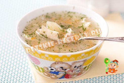 Рыбный суп из морского окуня в мультиварке