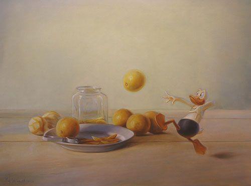 Kaj Stenvall: Still Life and Kicking.