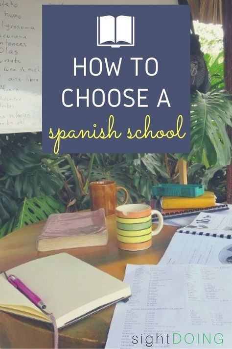 Learn Spanish fast! Spanish immersion programs are the best way to speak Spanish fluently. This guide walks you through how to choose a Spanish school in Guatemala and other countries in Latin America and Spain.