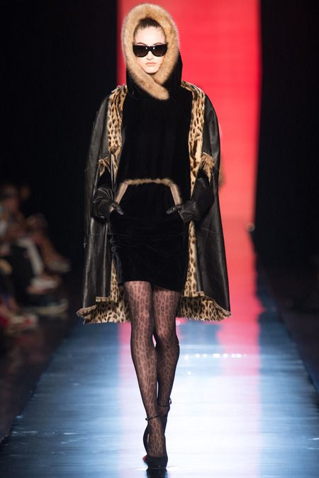 AW13 Couture Jean Paul Gaultier