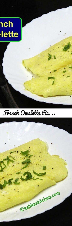 French Omelette Recipe | How to make soft french style Omelette | Breakfast Recipe | KabitasKitchen... Tags: kids special recipe, French Omelette, French Omelette Recipe, french style Omelette, How to make french Omelette, soft french style Omelette, Breakfast Recipe, omelette, breakfast, kabita's kitchen, kabitaskitchen recipe, kabitas recipe, kabitas kitchen recipe, kabitaskitchen, Omelette for kids, restaurant styel french Omelette, perfect french omelette, french omelet, french omlet…
