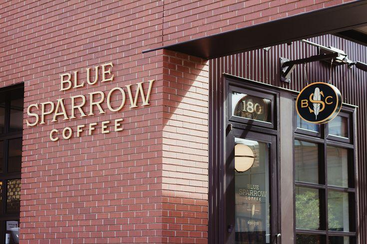 International Coffees In Residential Denver At Blue Sparrow Coffee http://sprudge.com/blue-sparrow-denver-126854.html