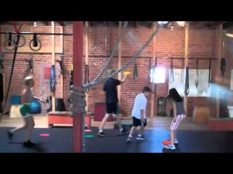 Here is a great idea to keep your kids exercising over the summer! Wildcat CrossFit here in Tucson offers programs for kids so they stay active and energized. Give them a try!