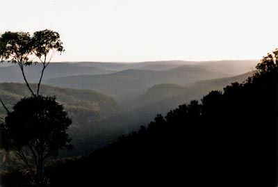 Views at Morton National Park- Bundanoon
