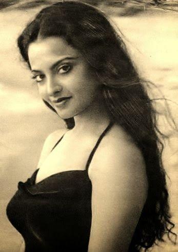 Rekha -  my chosen model for Lorna Eyn Herian.