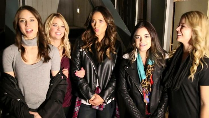 Special Message From Pretty Little Liars