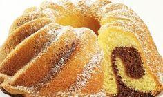 Συνταγή για κέικ χωρίς αυγά, βούτυρο και γάλα!