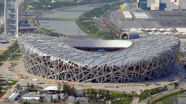 Estadio Nacional de Pekín (China)