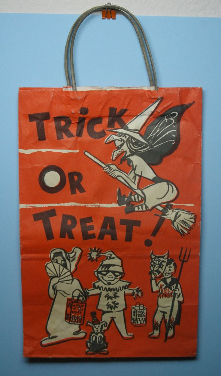 Vintage halloween paper decorations - Find This Pin And More On Vintage Halloween