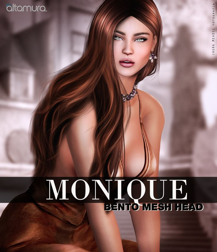 Coming soon... MONIQUE BENTO Mesh Head  Skin Fair 2017  Altamura stand Taxi: http://maps.secondlife.com/secondlife/Octavia/176/44/21  Stay tuned with Altamura!