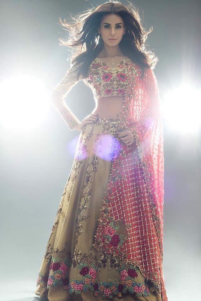 Tena Durrani Bridal collection 2016 Photos