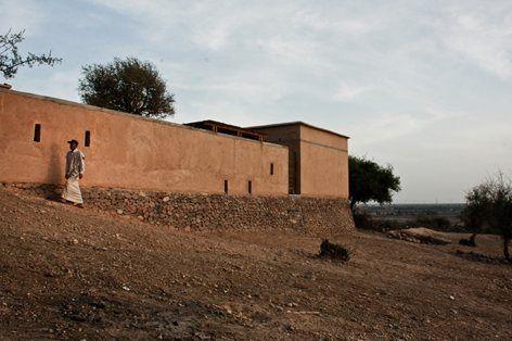 Preschool of Aknaibich, 2014 - BC architects