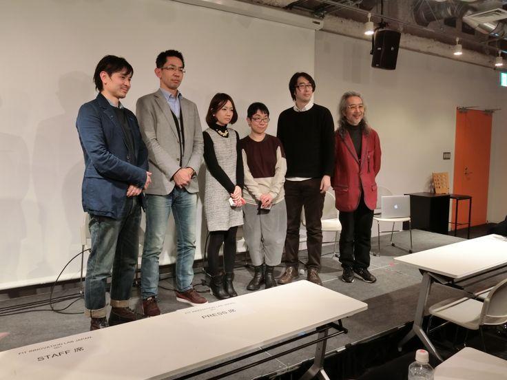 「FIT INNOVATION LAB JAPAN」終了