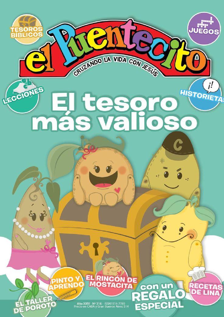 Revista El Puentecito nº 316  Cruzando la vida con Jesús.