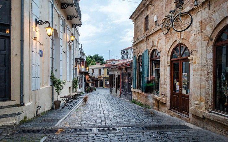 Παλιά πόλη Ξάνθης, το στολίδι της Θράκης (Photos)