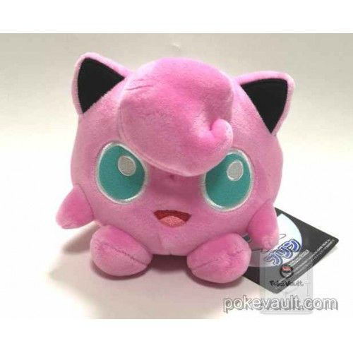 Pokemon Center 2016 Jigglypuff Plush Toy