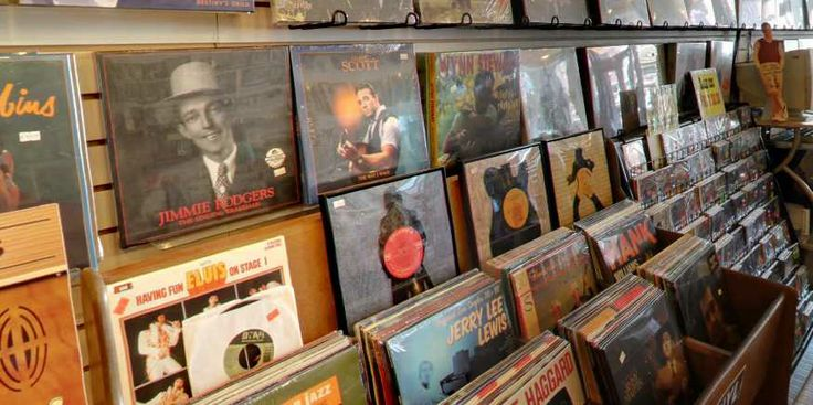 18 Record Stores Every Music Lover Needs To Visit At Least Once