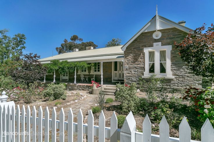 """""""VINE GLEN"""" Beautifully crafted in the 1870's.  #SouthAustralia #EdenValley #ForSale #HorseProperty #RealEstate"""