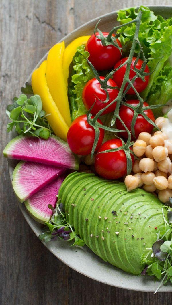 Быстрая овощная диета